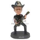Are You Ready To Rock Custom Bobblehead