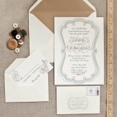 Dot & Loop Invitation Suite
