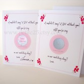 Scratch-Off Card Bridesmaid Proposal Will you be my Bridesmaid