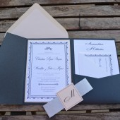 Elegant Frame Invitation
