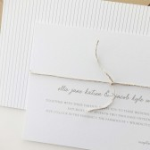 Ellie Wedding Invitation