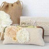 Rustic wedding accessories