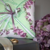 Mint Green Ring Bearer Pillow
