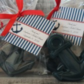 Anchor Wedding Soap Favors