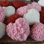 Heart Wedding Soap Favors
