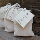 50 Soap Wedding Favors