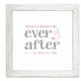 Ever After Custom Print