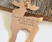 Personalized Christmas Ornament - Customize me!