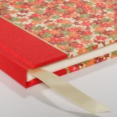 Wedding Guest Book Fall Maple Leaves