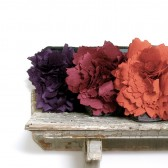 personalized bridesmaids wedding clutches, fall colors