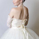 Tulle Bridal Skirt