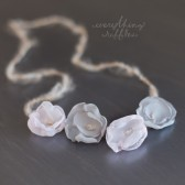 Flower Girls Hairpiece