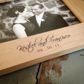 Custom Engraved Frame