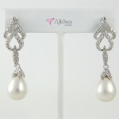 Fresh Water Pearl Dangle Earrings