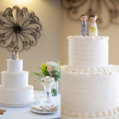 Custom Wooden Cake Toppers