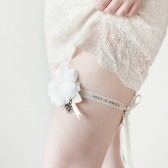 Sweety - Bridal Garter by SIBO Designs