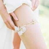 Style 509 - Bridal Garter by SIBO Designs