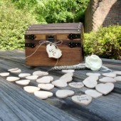 Guest Book Keepsake Box
