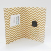 Chevron USB Flash Drive Case