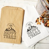 Happy Trails Favor Bags