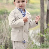 Ian - Ring Bearer Suit