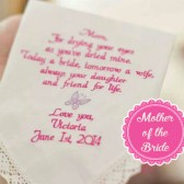 Wedding Gifts For Your Family and Wedding Party Your Own Words and Wedding Colors