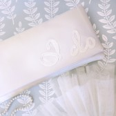I DO wedding day clutch