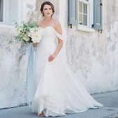 Shea Wedding Dress by SIBO Designs