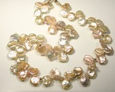 Sea Swept Kaishi Fresh Water Pearl Necklace