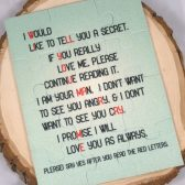 Will you marry me puzzle - personalized puzzle - wedding proposal alternative - marriage proposal idea - custom puzzle - crossword