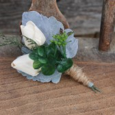Sola Rose Bud Boutonniere