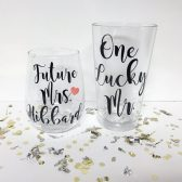 Engagement Glasses