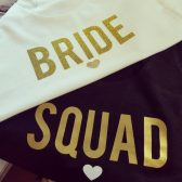 Bride Squad Tank Tops