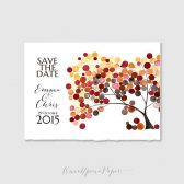 Save the date Printable Wedding Invitation Suite - Do It Yourself