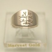Tree of Life, Women's ring in Silver