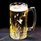 Rustic Wedding Groomsmen Gifts, Beer Steins