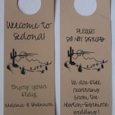 Custom Design Door Hangers