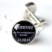Everlasting Cufflinks