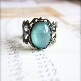 Turquoise Mint Ring