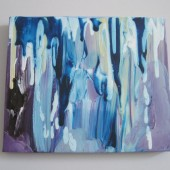 Blended Abstract Painting