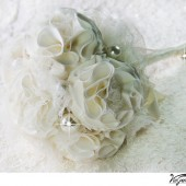 IVORY Pearl Wedding Bridal Bouquet