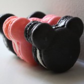 Mickey Mouse French Macarons