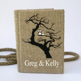 https://www.etsy.com/listing/114776972/wedding-rustic-guest-book-burlap-linen?ref=v1_other_2