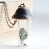 Woodland Terrarium Necklace