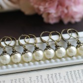 Swarovski Cream Ivory Pearl Earrings