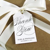 Thank You Custom Tags - LARGE SIZE