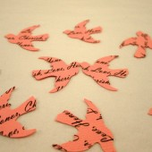 Custom Bird Confetti (Pink)