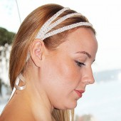 Wedding Bridal Rhinestone Headband