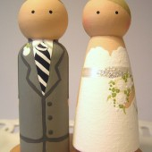 Cake Cuties Custom Cake Toppers