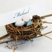 Vine Birds Nest Wedding Pary Favors Decorations